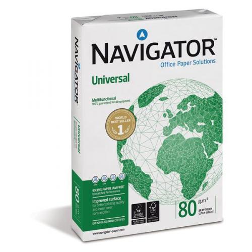 Navigator 80GSM Paper Ream (500 sheets)