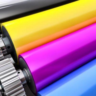 Full Colour Print Process