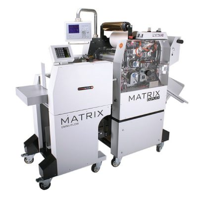 Matrix 370DP Laminator Omniflow